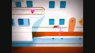 فیلم از بازی پلنگ صورتی سونی1