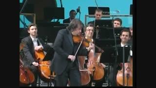 ویولن از سرگئی کریلف - caprice no.13 from  Paganini