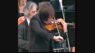 ویولن ازسرگئی کریلف - Sibelius violin concerto