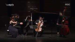 ویولن از کلارا جومی کانگ - Schubert-Die Forelle