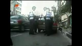 دوربین مخفی پلیس...(ته خنده)...