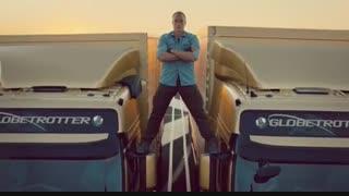 تبلیغ شرکت VOLVO برای کامیونهای جدیدش (HD)