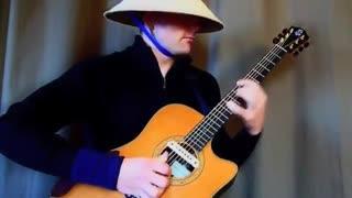 ترنس با گیتار(کلیپی متفاوت)