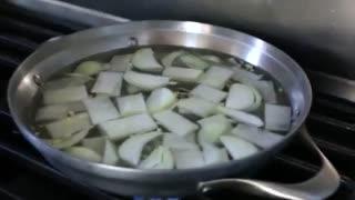 آشپزی کره ای Clam Stew Jogaetang