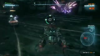 Batman Arkham Knight Choice of Weapons Trophy Guide