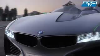 طراحی مفهومی وبسیار زیبا از BMW