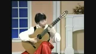 گیتار از لی جی - Paganini Caprice No.24