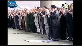 نماز عید فطر مصلی امام خمینی * پارت دوم