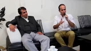 نابغه ی ایرانی مهمان ویژه ی برنامه ی ماه عسل با اجرای احسان علیخانی
