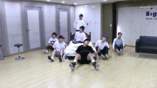 BTS- Special choreography Stage (Embarrassed) for 2015 FESTA