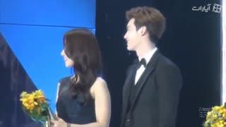لی جونگ سوک و شین هه ,ینی عاشق این ابراز احساساتشونم