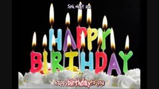 ♥●• تولدت مبارک مهرناز عزیزم ♥●•
