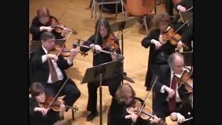 ویولن از راشل بارتون - Wieniawski's Concerto no.2, 1st movement