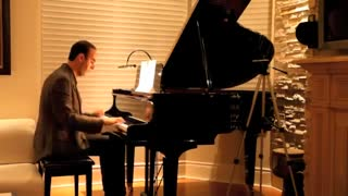 پیانو نوازی آرش بهزادی