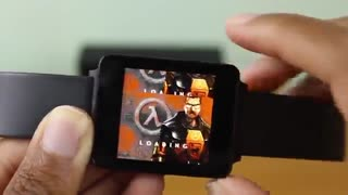 Play Half Life on Android Wear