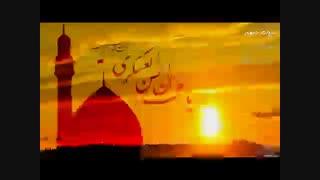 مناجات حاج حسن خلج  با امام زمان (,عج)