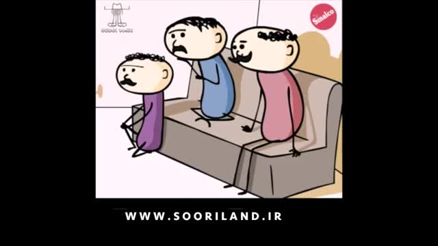 دانلود انیمیشن - سوری لند - نسل نو - دیالوگ ماندگار