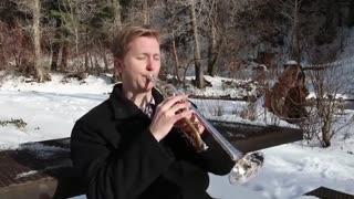 ترومپت از راندولف لی - Paganini Caprice No.24