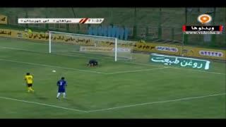 سپاهان ۱-۰ استقلال خوزستان