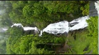 آبشار. و طعم واقعی زندگی