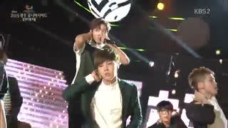 150702  BTS)Bangtan Boys - stage  Gwang Ju I NEED U)