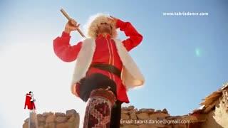 رقص آذری چوپان خان
