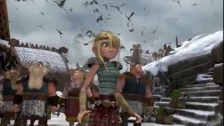تریلر انیمیشن چگونه اژدهای خود را تربیت کنیم 3