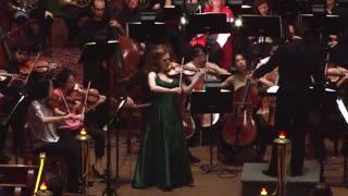 ویولن از راشل بارتون - Bruch Violin Concerto in G Minor