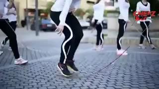 طناب زدن حرفه ای