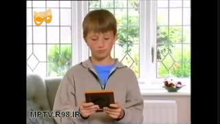 برنامه کودک زیبا و خاطره انگیز ساعت برنارد  دوبله