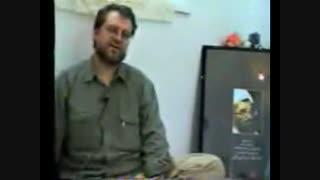 مصاحبه با نادر طالب زاده در مورد شخصیت استاد علی صفایی حائری عین-صاد