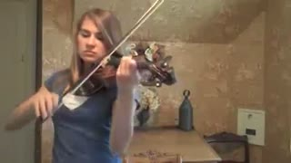 آهنگ تایتانیک.....ویولن  میزنه عاااالی.....