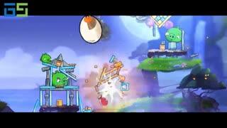 ویدیو رسمی معرفی بازی Angry Birds 2
