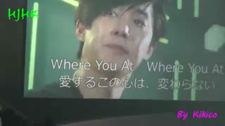 ویدیوی غم انگیز گریه ی پسرم کیم هیون جونگ در آخرین کنسرتش :((((((