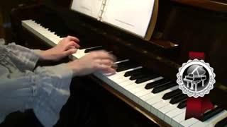 پیانو -Paganini Caprice No.24