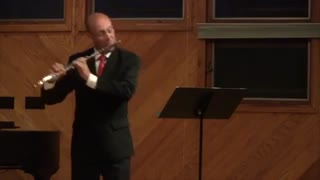 فلوت از گوران مارکوسن- Paganini Caprice No. 24