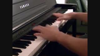 پیانو - Paganini Caprice 24