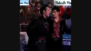 شاهرخ خان و سلمان خان