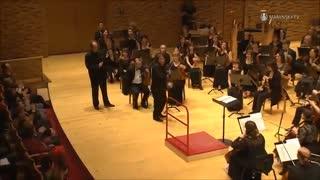 ویولن از سرگئی کریلف - Shostakovich violin concerto No.1-,I. Nocturne