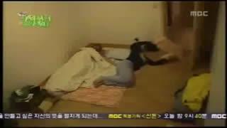 هیون جونگ تنبل