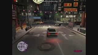 یک  ویدیو قدیمی از GTA IV  یادش بخیر :))