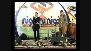 سوتی علی ضیاء و حسن ریوندی - کل کل خنده دار و دیدنی