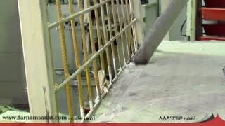 دستگاه جارو برقی صنعتی ساخت 100% ایتالیا ، شرکت فرنام صنعت پاکسا