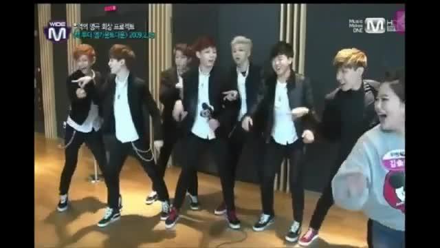 اهنگ snsd نماشا رقص BTS با آهنگ Gee از Snsd - نماشا