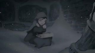 """انیمیشن کوتاه""""دخترک کبریت فروش"""" (۲۰۰۶) Little Matchgirl"""