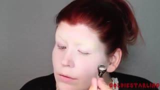 تالارهای مریلند هالووین آموزش آرایش