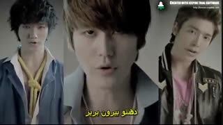 موزیک ویدیو Mr simple از سوپر جونیور