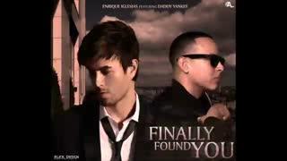 Finally Found You - Enrique Iglesias