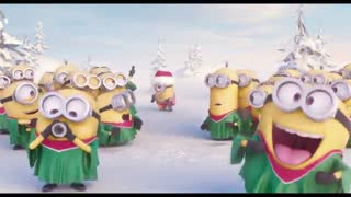 کریسمس به سبک مینیون ها