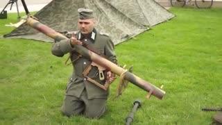 ضد تانک آلمانی پانزرشرک
